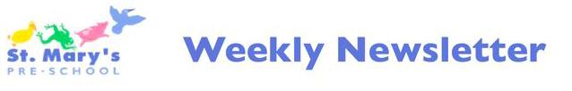 st marys newsletter header